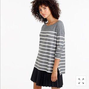 J. Crew Deck-Striped T-Shirt
